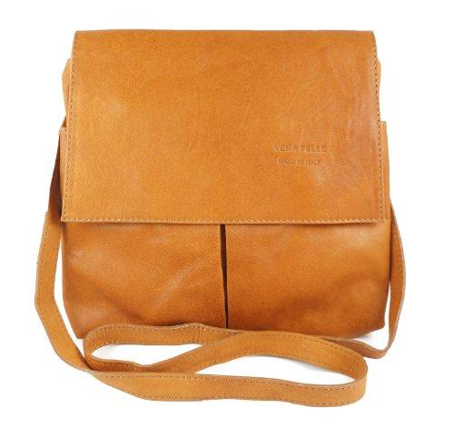 Italian Bag Company - Bolso bandolera Piel Mujer