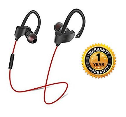 c9e344d7e84 Raptas QC-10 Jogger Sports Bluetooth Headset V4.1 with Mic (One Year ...