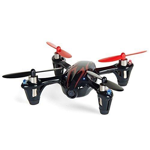 STOGA Tfun STG001 Hubsan 4 X H107C 2.4G 4CH RC Quadcopter con cš¢mara RTF(Black/Red) ?