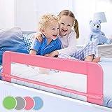 Barrera de cama | Abatible y Portátil, Color a elegir