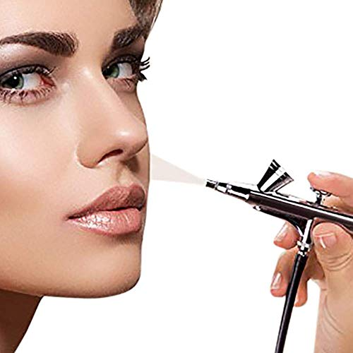 Coogel Airbrush Makeup System Quick Makeup Sprayer Easy for Makeup Person Practical