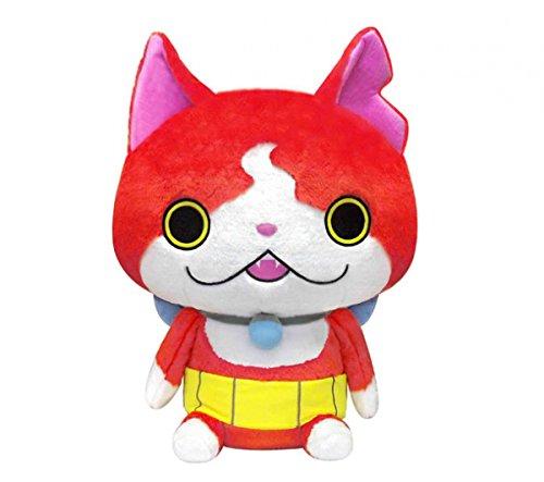 YOKAI WATCH Life Size JIBANYAN JIBA NYAN Plush Doll Stuffed Toy Limited sales in Official Shop YOROZU MART Japan