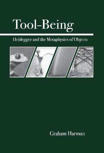 Tool-Being: Heidegger and the Metaphysics of Objects