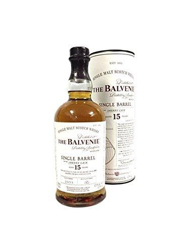 Balvenie Single Barrel 15 Years Sherry Cask 2035 Single Malt Scotch Whisky 47,8% 0,7l Flasche