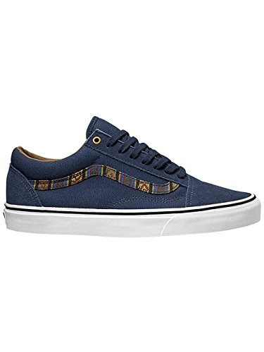 Vans old skool indo pacific blue men Bleu