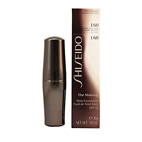 Shiseido The Makeup STICK FOUND.F15 I60 naturel Deep IVOIRE