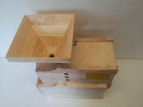 Getreidemühle WIDU Universalmühle Mod. III aus Holz - 5