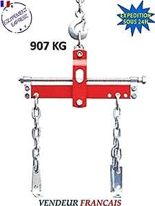Palonnier equilibreur repartiteur de charge 907 kg HA/LDE04200