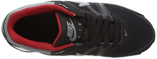 Nike Air Max Command (Gs) Calzatura Nero (Black (Black/Cool Grey-Gym Red-White))