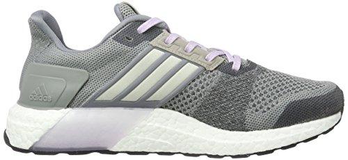 Adidas Ultra Boost St W, Chaussures De Course À Pied Multicolores Pour Femme (gris / Blanc / Noir (gris / Blatiz / Brimor))