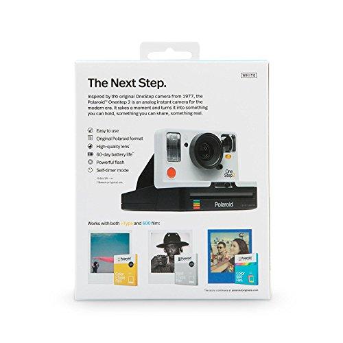 Polaroid Originals - 9003 - One Step 2 i-Type Fotocamera istantanea - Bianco
