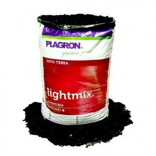 Growerde Pflanzenerde Plagron LightMix (50L)
