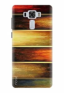 Noise Designer Printed Case / Cover for Asus ZenFone 3 Laser ZC551KL with 5.5 inch screen size / Patterns & Ethnic / Stripes Design