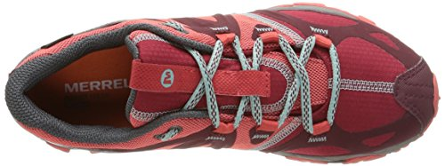 Merrell - Grassbow Sport Gtx, Scarpe Da Trekking da donna Rosso (RedRed)