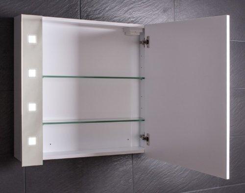 Spiegelschrank 80 cm – Modell Cube 80 von Galdem - 2