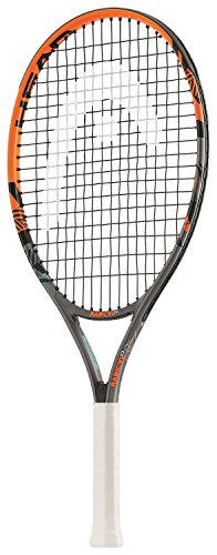 HEAD Kinder Tennisschläger Radical, Schwarz/Orange, 23""