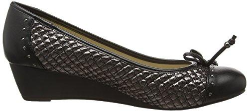 Lotus - Chenatta, Scarpe col tacco Donna Grigio (Grey (Pwt Mtl))