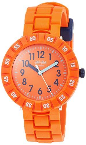 FlikFlak Jungen Analog Quarz Uhr mit Plastik Armband FCSP087
