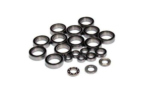 RCS Model Bearing Set for XRAY RC T1 FK 05 COMPLETE BG212 (Xray T1)