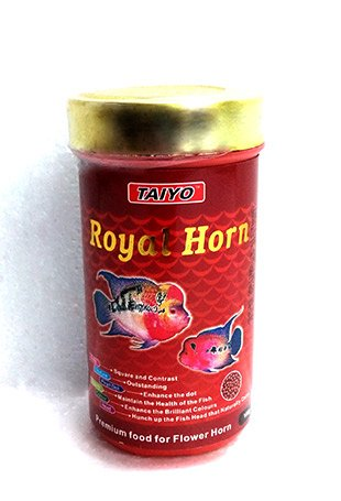 Taiyo Royal Horn Container, 100 g