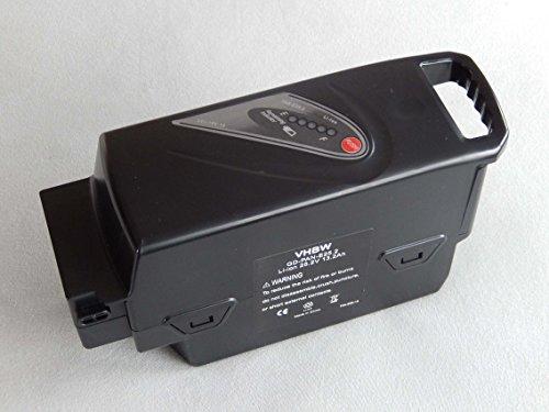 vhbw Akku passend für Flyer T8, T9, T10, T8 HS, T10 HS, T11 HS, T14 HS E-Bike ersetzt NKY190B02, NKY252B02, NKY304B2, NKY374B2 (Li-Ion, 13.2Ah, 25.2V) T9-power-pack