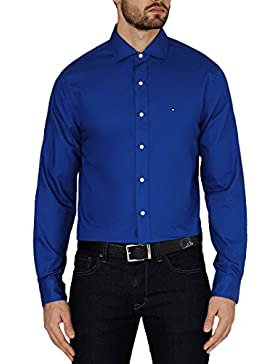 Tommy Hilfiger Shirt Big Man's Business Smart und leger 44.45 (cm/127.00 cm Brust), Motiv 90