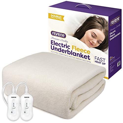 Reverie Electric Blanket | Fitte...