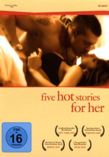 Bild von Five Hot Stories for Her