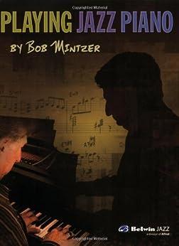 Playing Jazz Piano par [Mintzer, Bob]