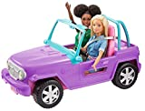 Barbie GMT46 - Beach Jeep