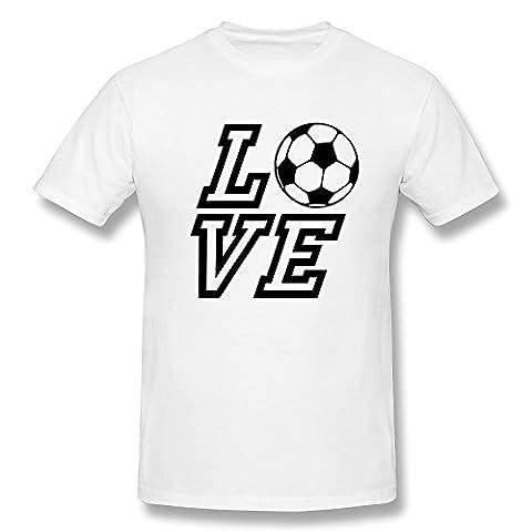 Dzzlee Clothes Herren T-Shirt Gr. L, Schwarz - Weiß