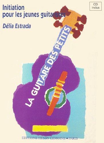 La guitare des petits par Délia Estrada