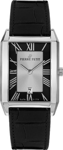 Pierre Petit Women's Quartz Watch Paris P-779A with Leather Strap