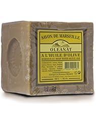 Oléanat - OLE 044 - Hygiène Bio - Savon de Marseille à l'Huile d'Olive - 300 g