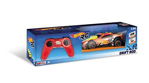 Mondo Motors 63255 - Hot Wheels - RC Drift Rod 1:24 Buggy (1 24 Drift Rc Car)