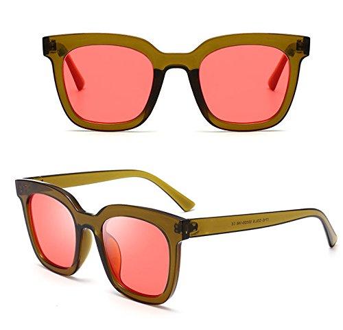 Polarizedstylesunglassescategory UV400 Schutzgläser Für Damen,Orange