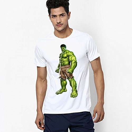 Men's T Shirts – Buy T Shirt for Men Printed Graphics – The Hulk Stand TShirt