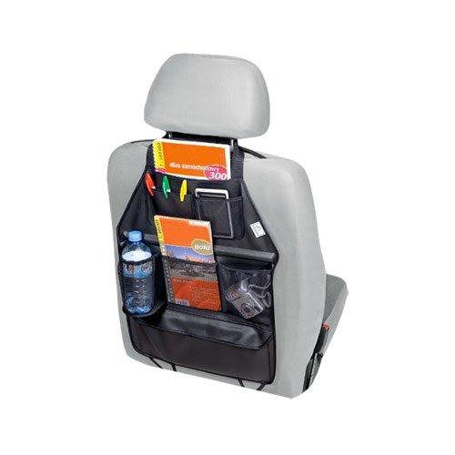 Organizador multiuso para el respaldo de asiento de coche