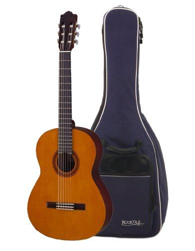 Yamaha C40 Klassikgitarre SET inkl. Tasche blau Test