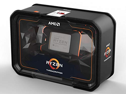 AMD Ryzen Threadripper 2990WX - Procesador (32 Core, 4.2 GHz, 3 MB Cache, 250 W)
