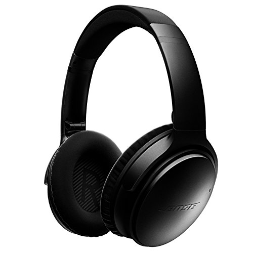 Bose QuietComfort 35 Cuffie Wireless, Nero