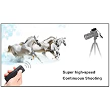 CameraPlus® - Alta velocidad 320ft / 100m Disparador remoto inalámbrico para cámaras digitales SLR Nikon D750/D7100/D7000/D5300/D5100/D5000/D3300/D3200/D3100/D610/D600/D90/DF
