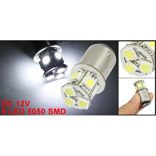toogoor-car-2057-2357-2396-bay15d-5050-smd-8-led-white-brake-stop-tail-light-bulb-12v