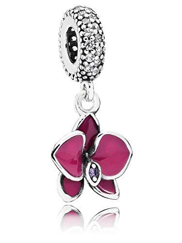 pandora-damen-charm-orchidee-925-silber-emaille-zirkonia-weiss-791554en69