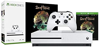 Microsoft Xbox One S 1TB Oyun Konsolu, Sea of Thieves