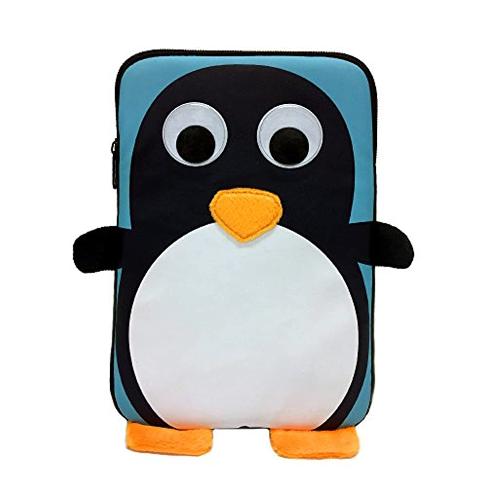 caseable Fire-Tablet-Hülle für Kinder, Penguin