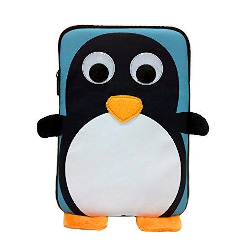 caseable Fire-Tablet-Hülle für Kinder, Penguin
