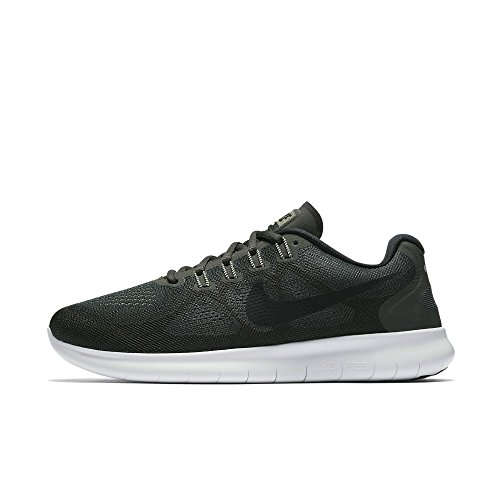 Nike 880839 300 Free RN 2017 Laufschuhe Dunkelgruen|44