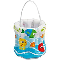 Intex - Cubo hinchable Intex playa & piscina - 19x19 cm - 58681NP
