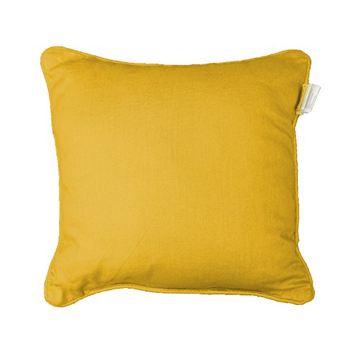 Douceur d' interno 1605742Panama Custodia di Cuscino Cotone Miele 40X 40cm